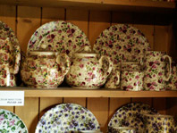 Selection of Shannonbridge Chintz, click on image to enlarge