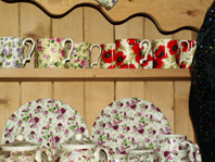 Selection of Shannonbridge Chintz, click on image to enlarge.