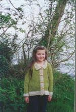 Childs Cardigan Available At Cois Farraige