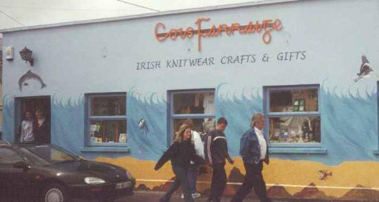 Cois Farraige Irish Knitwear Crafts And Gifts