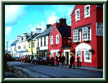 Strand Street Dingle next door to Cois Farraige, click on photo